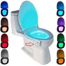 Lumière Nocturne toilette avec Détection de Mouvement Automatique Idéal