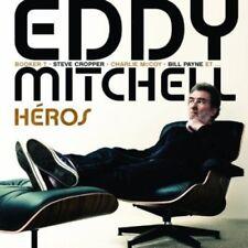 "CD ""Eddy Mitchell   Héros""     NEUF SOUS BLISTER"