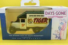 Lledo Days Gone Morris Parcels Van with Tiger Boys Magazine decals