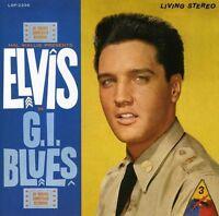 Elvis Presley - G.I. Blues [New CD] Germany - Import