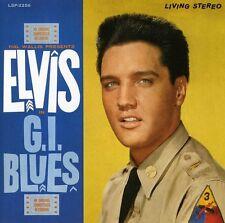 Elvis Presley, Willie Nelson - G.I. Blues [New CD] Germany - Import