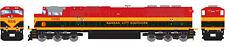 Athearn Genesis HO Scale EMD SD70MAC Phase VIIIa Kansas City Southern/KCS #3950