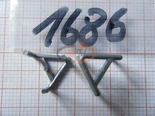 30x ALBEDO Ersatzteil Ladegut Reserveradhalterung Halterung H0 1:87 - 1686