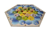 Settlers of Catan Border Frame plywood 6 pieces 79,5