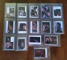 JIMI HENDRIX ORIGINAL VINTAGE LOT (26 PICS) FROM A 35MM SLIDE FROM 1963-1970
