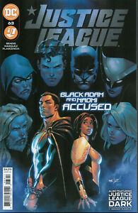 Justice League Nr. 63 (2021), Neuware, new