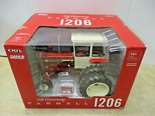 Farmall 1206 with cab & duals   50th anniversary   by Ertl