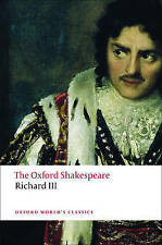 The Tragedy of King Richard III: The Oxford Shakespeare The Tragedy of-ExLibrary