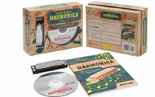 Mud Puddle Rock 'N' Roll Harmonica Book & Cd Kit Musical Instrument