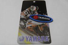 Portachiavi Yamaha R1 R6 TMAX YZF X-CITY FZ1 FAZER nuovo