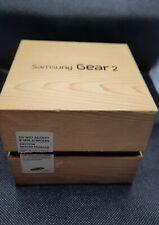 Samsung galaxy gear 2 gold brown
