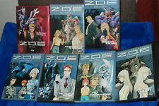 ZONE OF THE ENDERS Z.O.E. DOLORES VOL 1,2,3,4,5,6 + IDOLO MOVIE ANIME 7 DISC SET