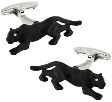 Painted Panther Cufflinks Direct from Cuff-Daddy