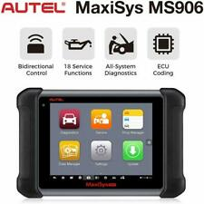 Autel Maxisys MS906 FULL System OBD2 Scanner Wireless Android Scan PAD ECU TPMS