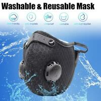 Motorcycle Half Face Cover Dust shield Outdoor Cycling Dustproof Scarf Filter