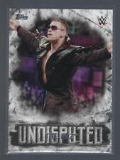 2018 Topps WWE Undisputed #42  THE MIZ