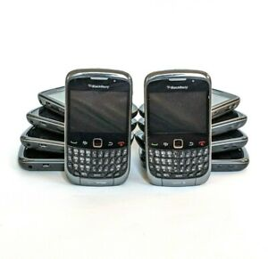 BlackBerry Curve 9330 - Black (Verizon & Sprint) Tested and Working - See Descr.