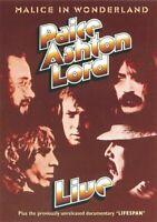 Verita Note Paice Ashton Lord - Paice Ashton Lord - Live Japan DVD VQBD-10118