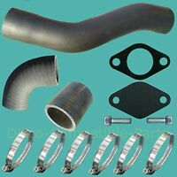 Land Rover Discovery 300 TDi EGR Removal & Hose Kit With Stainless Steel Clamps