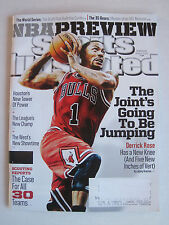 Sports Illustrated V119N17 - NBA Preview Derrick Rose - 28-Oct-2013