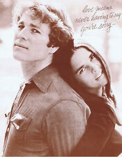 LOVE STORY POSTER PRINT Ryan O'Neal  Ali MacGraw  Love Means Never...