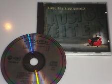 WESTERNHAGEN LAUSIGE ZEITEN 1986 ORIGINAL CD DEUTSCH  W. GERMANY 240862-2 (YZ)