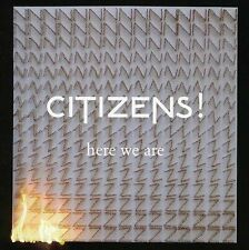 Here We Are by Citizens! (CD, Kitsuné)