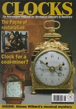 CLOCKS - Harder & Willman pt.1 Restoring tower clock by Paine.  HL5.382