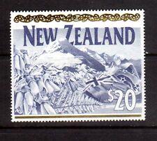NEW ZEALAND 1994 $20 Mt Cook national emblem mint never hinged