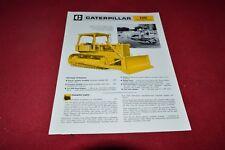 Caterpillar D5 Crawler Tractor Dealer's Brochure RPMD