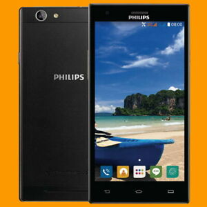"""Philips S616 13MP AF Anti-Blue Light 5.5"""" Dual SIM Standby 4G Android Smartphone"""