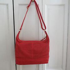 Cute Christopher Kon Bridget Red Leather Crossbody/Shoulder Bag NWT $420