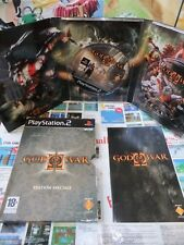 Playstation 2 PS2:God of War II - Edition Spéciale [TOP & 1ERE EDITION] Fr