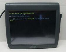 Micros Workstation Pcws2015 Celeron P4505 187ghz 2gb Pos System No Hdd 7337458