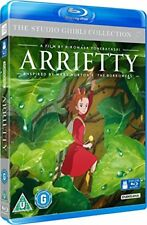 Arrietty (Blu-ray) [DVD][Region 2]