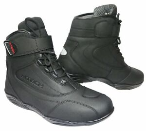MTECH Casual Low Cut Motorbike Boots Light Weight Urban Touring Shoes