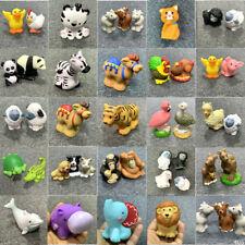 10x Little People Zoo Talker Farm Animal Cat Dog Friendship Figures kit Toy Gift
