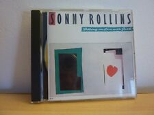 SONNY ROLLINS * FALLING IN LOVE WITH JAZZ * CD