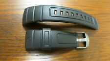 Rubber Timex Expedition 22mm Watch band, New and Unused