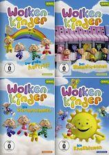 Wolkenkinder - Knallblumen,  Auftritt, Himmelsrennen, Sternensammler | DVD | 046