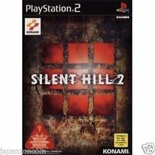 Used PS2 Silent Hill 2 SONY PLAYSTATION JAPAN IMPORT