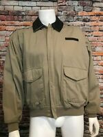 VTG '78 Avirex Ltd Type-2 US Army Air Forces Flight Bomber Jacket, Size M