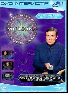 DVD Qui veut gagner des millions - DVD interactif | Jean-Pierre Foucault
