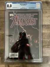 New Avengers (2005) #1 1st Print 1st App Of The Raft David Finch Cover/Art Vf/Nm