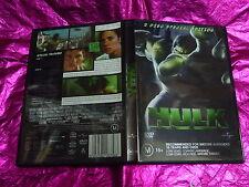 HULK (2 DISC SPECIAL EDITION) : (DVD, M15+)