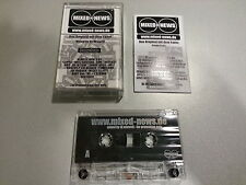 Mixed News (PromoIssue) - Mixed by DJ MIXWELL  (TAPE)  CLIPSE DMX OUTKAST NAS