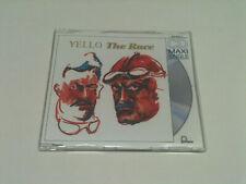 Yello - THE RACE - Maxi CD Single © 1988 / rare slimcase edition