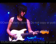 JEFF BECK PHOTO Concert Photo by Marty Temme FENDER STRAT 2A