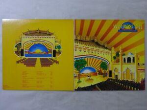 Wishbone Ash Live Dates Vol.2 MCA Records VIM-9523~4 Japan   LP