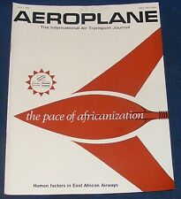 AEROPLANE JULY 3 1968 - THE PACE OF AFRICANIZATION